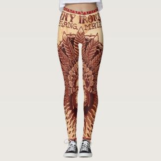 Vintage Indian leggings