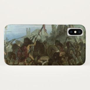 Vintage Indians, Bison Dance by Karl Bodmer Case-Mate iPhone Case