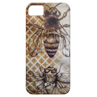 Vintage Insect iPhone 5 Cases