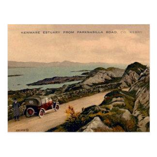 Vintage Ireland County Kerry Kenmare ca 1900 Postcard