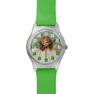 Vintage Irish Angel watch