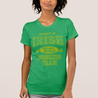 Vintage Irish Drinking Team Shirt