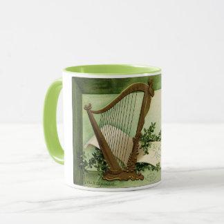 Vintage Irish Mug