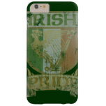 Vintage Irish Pride Crest Barely There iPhone 6 Plus Case