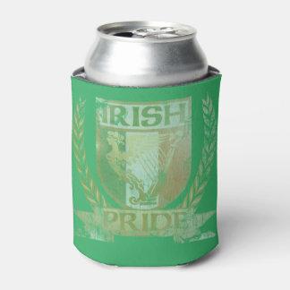 Vintage Irish Pride Crest Can Cooler
