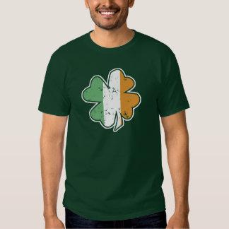 Vintage Irish Shamrock St. Patrick's Day T-Shirt