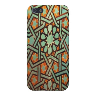 Vintage Islamic Art Tile from a Mosque  Speck iPho Cases For iPhone 5