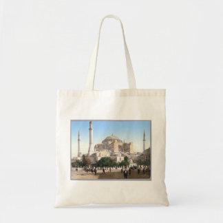 Vintage Istanbul - Hagia Sophia Tote Bag