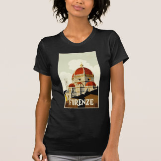 Vintage Italian Tourism Poster T-Shirts