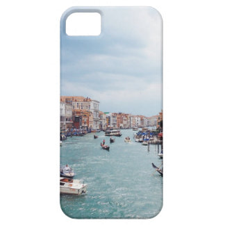 Vintage Italy Venice Canal Photo Barely There iPhone 5 Case