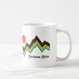 Vintage Jackson Hole Mugs