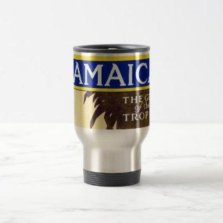 Vintage Jamaica Gem of the Tropics Travel Travel Mug