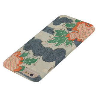 Vintage Japanese Autumn Motif Barely There iPhone 6 Plus Case