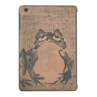 Vintage Japanese Frog Art iPad Mini Retina Cover
