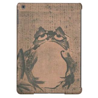 Vintage Japanese Frog Art iPad Air Case