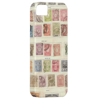 Vintage Japanese Postage iPhone 5 Case