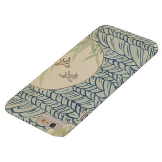 Vintage Japanese Songbird Barely There iPhone 6 Plus Case