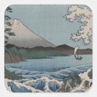 Vintage Japanese The Sea of Satta Sticker