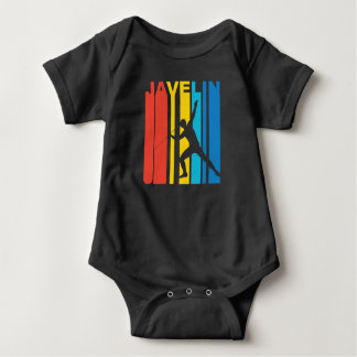 Vintage Javelin Graphic Baby Bodysuit
