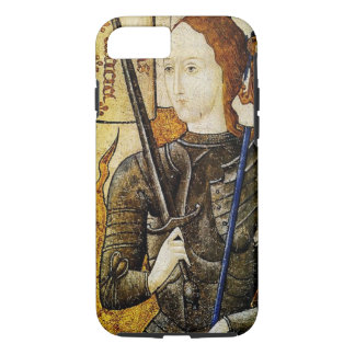 Vintage Joan of Arc iPhone 7 case