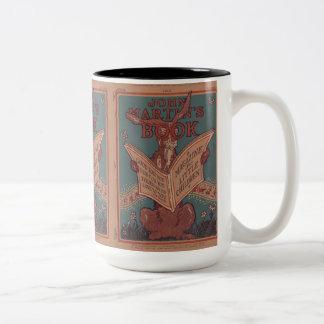 Vintage John Martin's  Two-Tone Mug