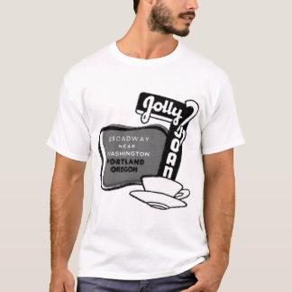 Vintage Jolly Joan Coffee Shop Cafe Diner T-Shirt