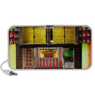 Vintage Jukebox iPhone Speakers