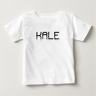 Vintage Kale University Funny Vegan Baby T-Shirt
