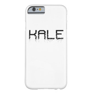 Vintage Kale University Funny Vegan Barely There iPhone 6 Case