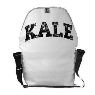 Vintage Kale University Funny Vegan Commuter Bag