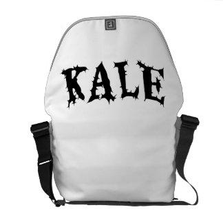 Vintage Kale University Funny Vegan Courier Bag