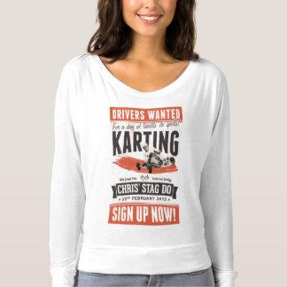 Vintage Karting T-Shirt