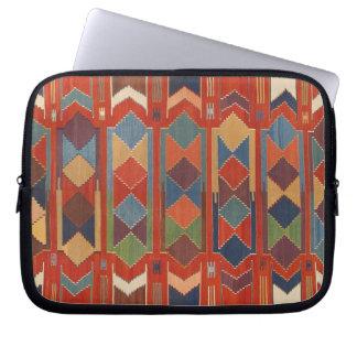 Vintage Kilim Woven Rug Pattern Computer Sleeves