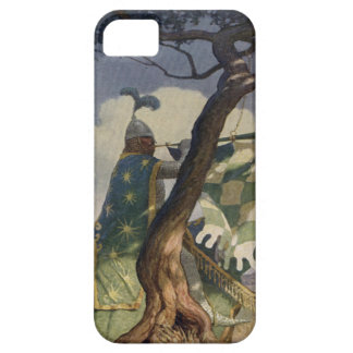 Vintage King Arthur 5 iPhone 5 Cover