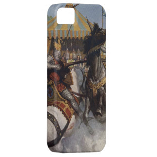 Vintage King Arthur 6 iPhone 5 Cover