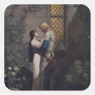 Vintage King Arthur Series 2 Stickers