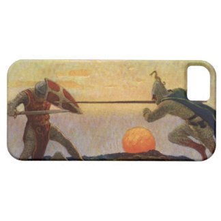 Vintage King Arthur Series 3 iPhone 5 Cover