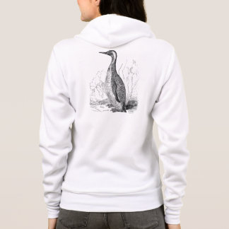 Vintage King Penguin - Penguins Birds Template Hoodie
