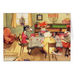 Vintage Kitsch Cats and Dogs Playing Cards Poker