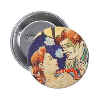 Vintage Kitsch Japan War Propaganda WW2 Lovers 2 Inch Round Button