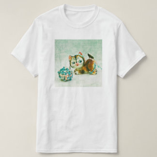 Vintage Kitty Cat T-Shirt