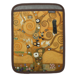 """Vintage Klimt """"Tree of Life"""" iPad Case Sleeves For iPads"""