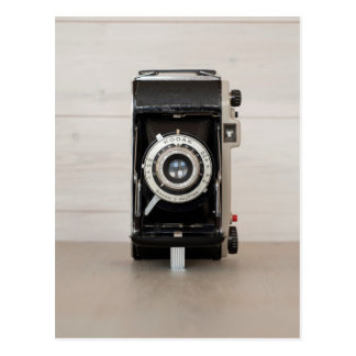 Vintage Kodak camera Postcard