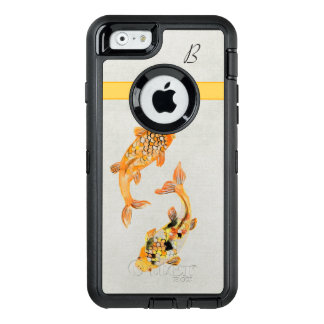 Vintage Koi OtterBox Defender iPhone Case