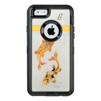 Vintage Koi OtterBox Defender iPhone Case
