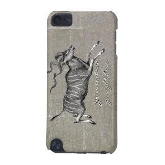 Vintage Kudu iPod Case