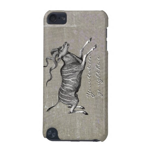 Vintage Kudu iPod Case iPod Touch (5th Generation) Cover