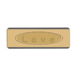 Vintage Label Love
