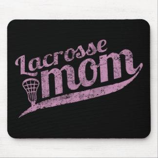 Vintage Lacrosse Mom Mouse Pad