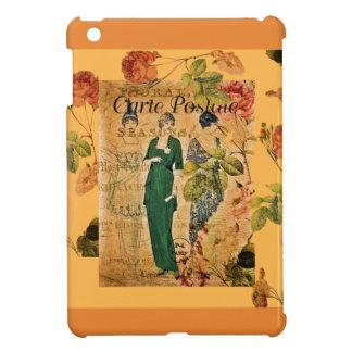 Vintage Ladies and Flower Mini-iPad Case iPad Mini Case